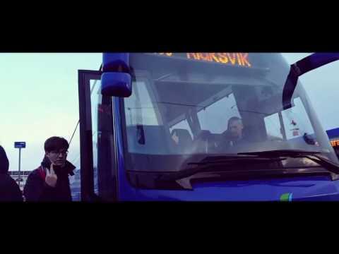 Bus trip from Torshavn to Klakksvík | Explore Faroe Islands | #Travelogue