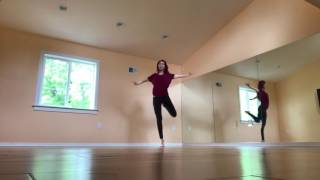 "Freestyle Dance Yoga Video Journaling to ""I Say Yes"" by J Sutta"