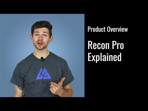 Light Bicycle Recon Pro Technology Explained