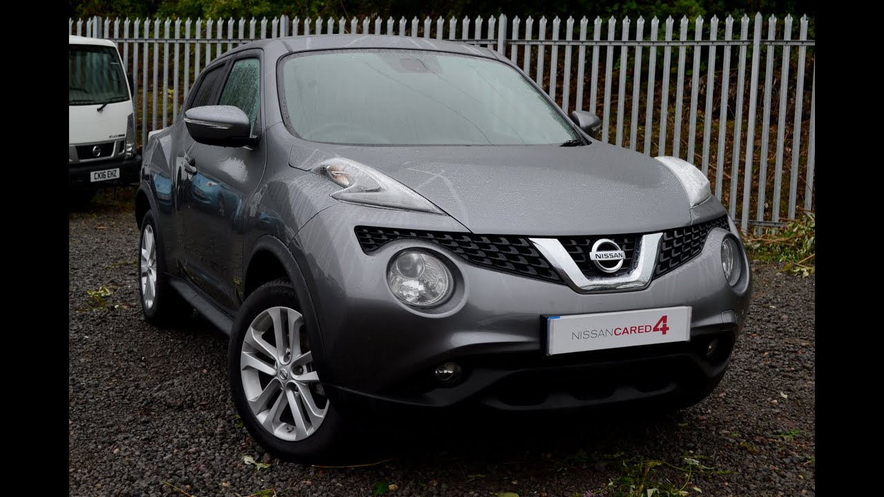 wessex garages nissan juke n connecta dci at hadfield road cardiff vk65cnx youtube. Black Bedroom Furniture Sets. Home Design Ideas