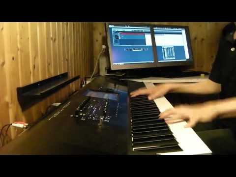 """Halo 4 - """"Revival"""" Piano Cover"""