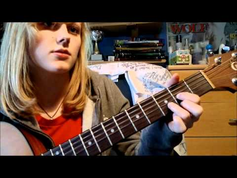 Disney tutorial series: A Whole New World (Aladdin) PART 1 intermediate guitar lesson