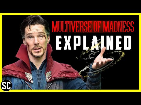 How AVENGERS ENDGAME Set Up Doctor Strange 2: Multiverse of Madness