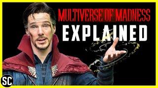 How AVENGERS ENDGAME Set Up Doctor Strange 2: Multiverse of Madness