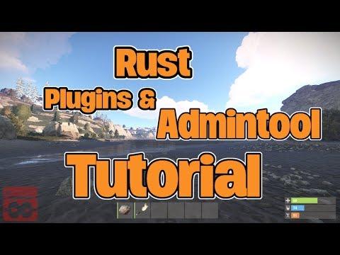 Rust - Server Plugins - Oxide [German] TCAdmin #3 | FunnyCat TV