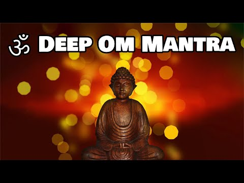 Deepest Om Mantra Chanting, 3rd Eye Opening, 432 Hz Manifest Miracles