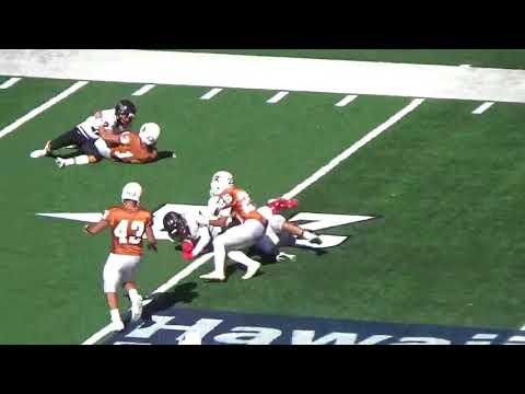 Highlights (1st Half): 'Iolani vs. Pac-Five 9/16/17