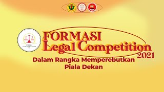 FORMASI Legal Competition 2021 - HIGHLIGHT