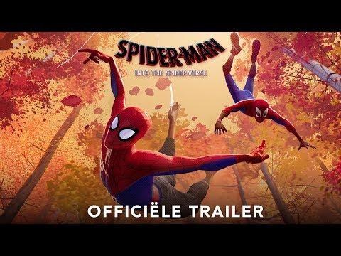 Spider-Man Into The Spider-Verse | officiële HD trailer - UPInl