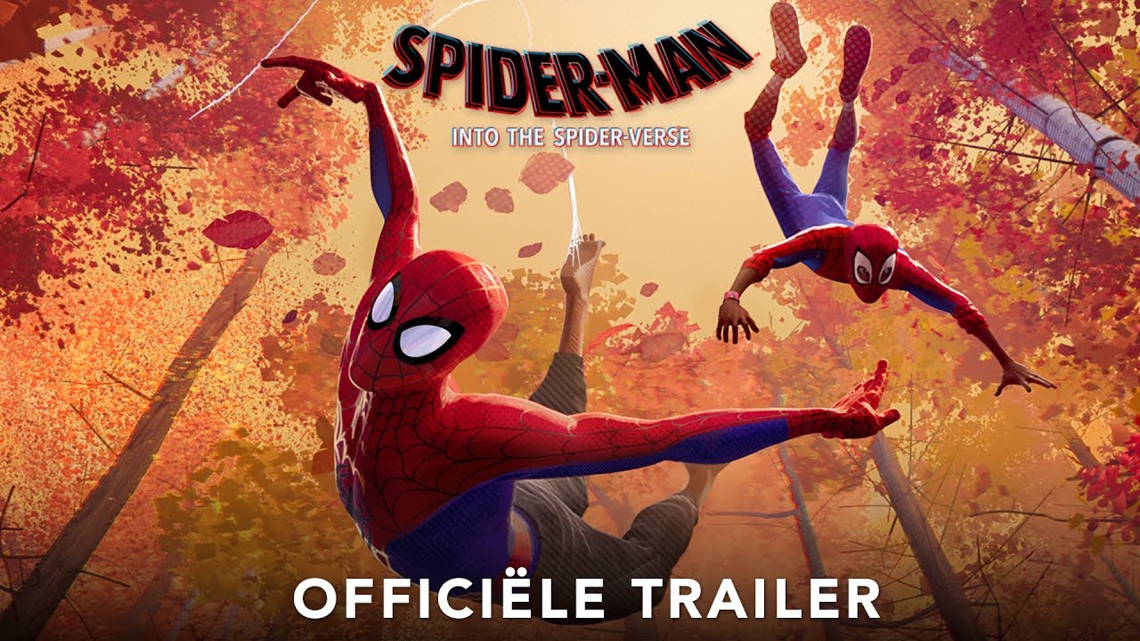 Spider-Man Into The Spider-Verse | officiële HD trailer - UPInl