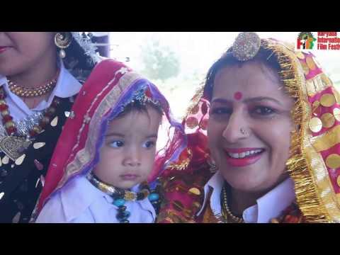 HIFF Archana Suhasini & Team Promoting Haryanvi Culture