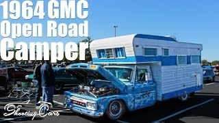 1964 GMC Open Road Camper! The C-10 You Can Live In!