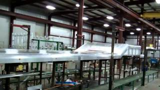 Tour of the Bloomer trailer factory