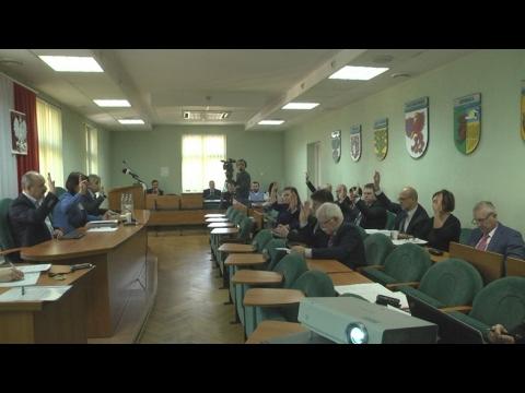XXXII Sesja Rady Powiatu Szczecineckiego [2017.02.16]