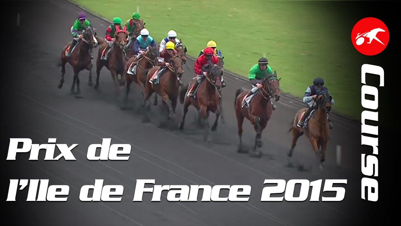 Prix De L Ile De France 2015 La Course Youtube