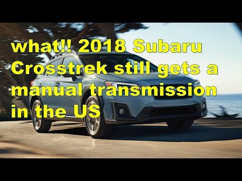 2018 subaru eyesight manual. delighful manual 2018 subaru crosstrek still gets a manual transmission in the us throughout subaru eyesight