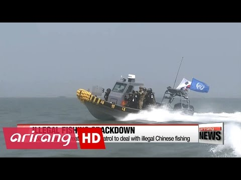 Coast Guard to create special patrol to deal with illegal Chinese fishing