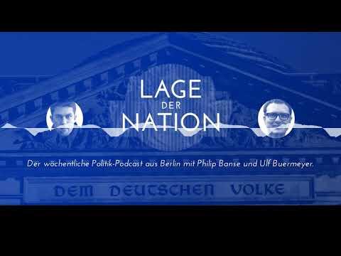 LdN110 Generalaussprache Bundestag, Maaßens Fehler, Hambacher Forst, Syrien, EU vs Ungarn
