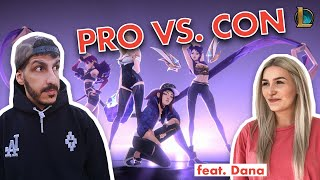 Producer REACTS to K/DA - POP/STARS (ft Madison Beer, (G)I-DLE, Jaira Burns) Official Music Video