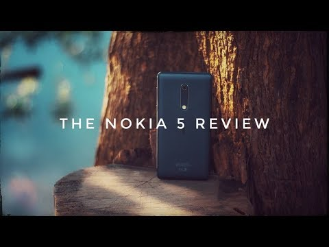 The Nokia 5 Review | Budget Best? | 4K | ATC