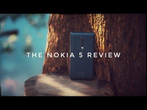 The Nokia 5 Review   Budget Best?   4K   ATC