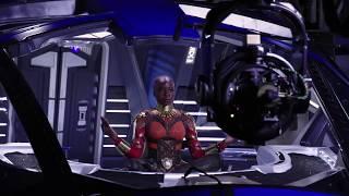 Black Panther Behind the Scenes