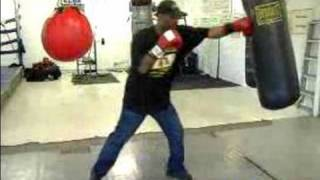 How to Train for Boxing : How to Throw a Jab Punch in Boxing
