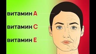 Как признаки дефицита витаминов проявляются на коже!