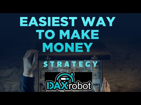 successful dax robot forex auto trader live trading how to make money