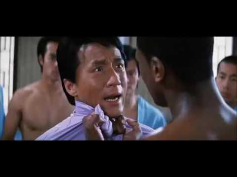 Una Pareja Explosiva 2 Jackie Chan Pelea En El Balneario Chino Youtube