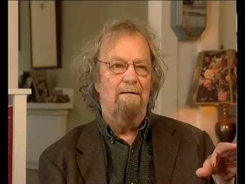 Donald Hall - Poetry Editor at The Paris Review (34/111)
