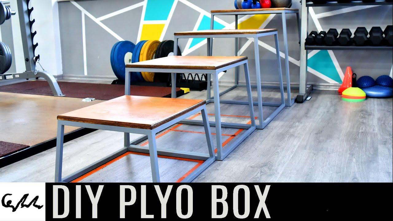 Diy Plyo Box Youtube