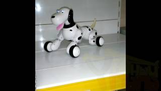 Радиоуправляемая робот-собака HappyCow Smart Dog - 777-338