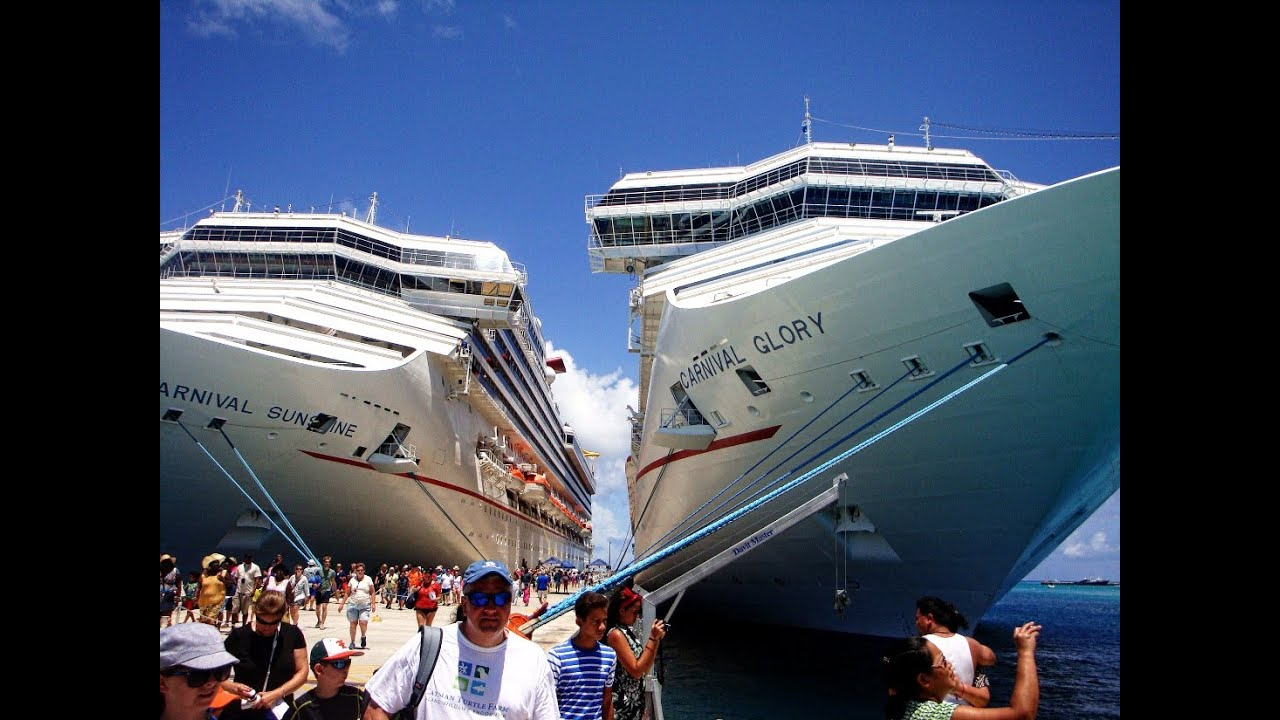 Carnival Glory. Returning to the Ship Carnival Glory ...