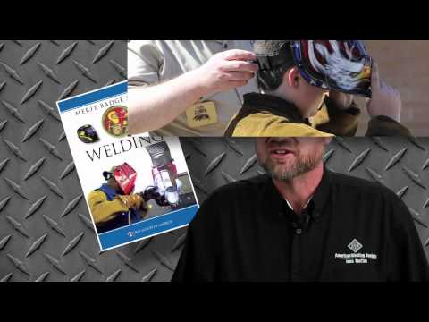 Introduction to the Welding merit badge
