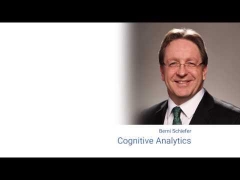 Cognitive Analytics und Software-Entwicklung: Keynote von Berni Schiefer, IBM -  IT-Tage 2016