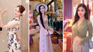 Street Fashion Tik Tok best video/Hot Tiktok China funny videos EP12/时尚街拍抖音最火🔥的视频