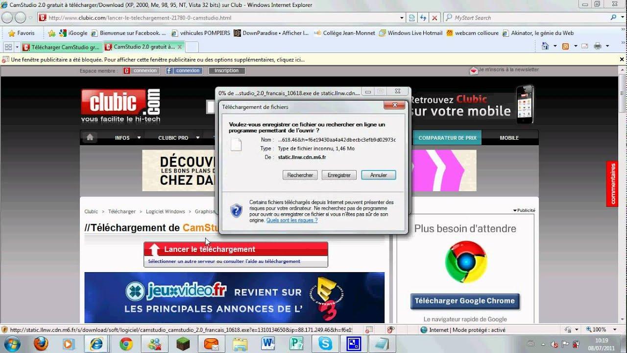 TÉLÉCHARGER PATCH MSN 7.5 CLUBIC