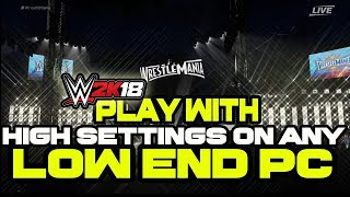 WWE2K18 PC - How to speed it up 100% Smooth | Cheat Engine DLL Injection Issue FIXED! (METHOD #02)
