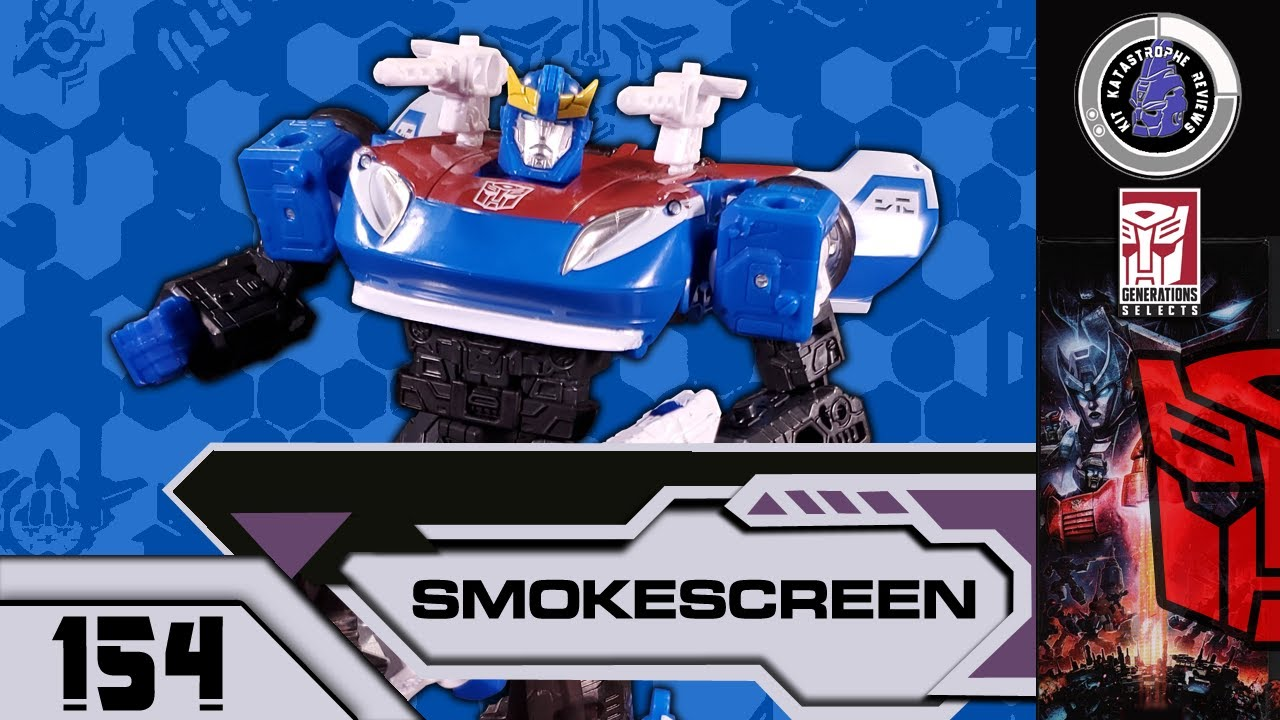 Transformers Generations Selects Smokescreen Kit Reviews #154
