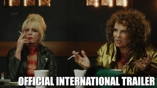 ABSOLUTELY FABULOUS THE MOVIE: Official HD Trailer (2016)