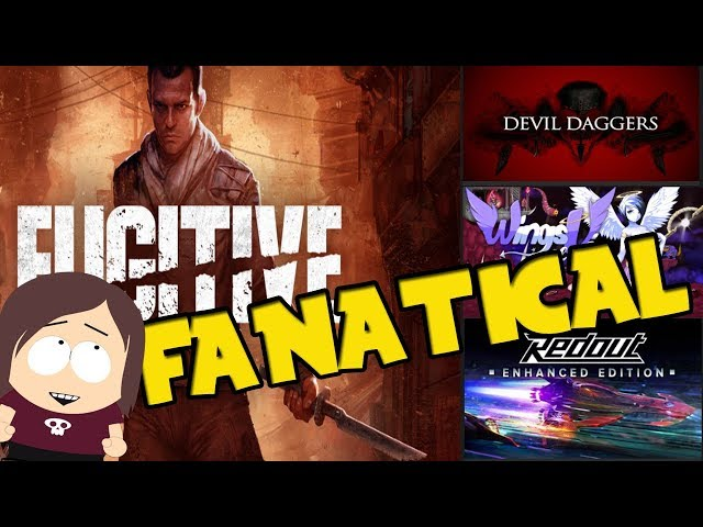 New Fanatical Fugitive Bundle || Great Low Price Steam Games