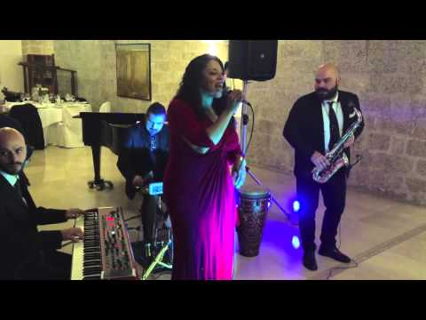 Wendy Lewis , Paolo Sessa , Pako Baldassarre (Cover Funky Green Dogs - Body )