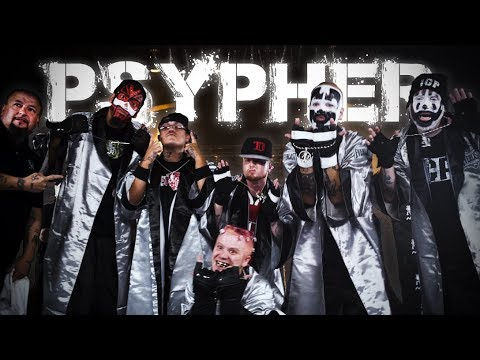 "Insane Clown Posse featuring Lyte, Big Hoodoo, Ouija Macc - The ""Juggalo Love"" Psypher"