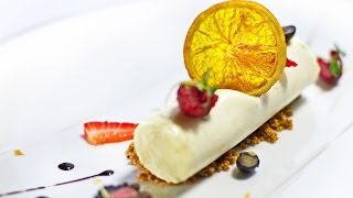 Citrus Cheesecake | Gâteau Au Fromage Aux Agrumes