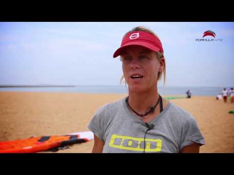 2016 IKA Formula Kite World Championship Weifang - Day 4