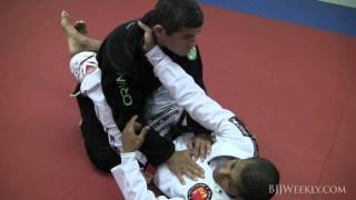 Vicente Junior - Posture Break & Choke from Guard - BJJ Weekly #073