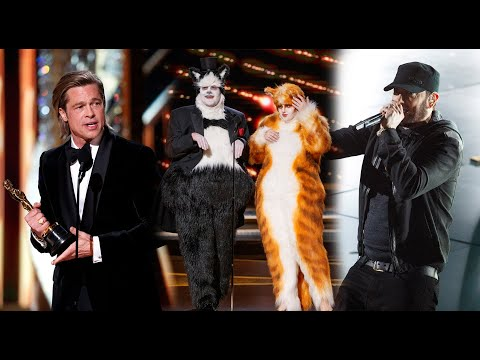 Oscars 2020: Best Moments of the Night!