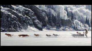 The Call of the Wild (2020) Avalanche Scene