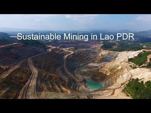 Sustainable Mining In Lao PDR